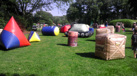 Equipment Of Outdoor Laser Tag Usa Leading Provider Of